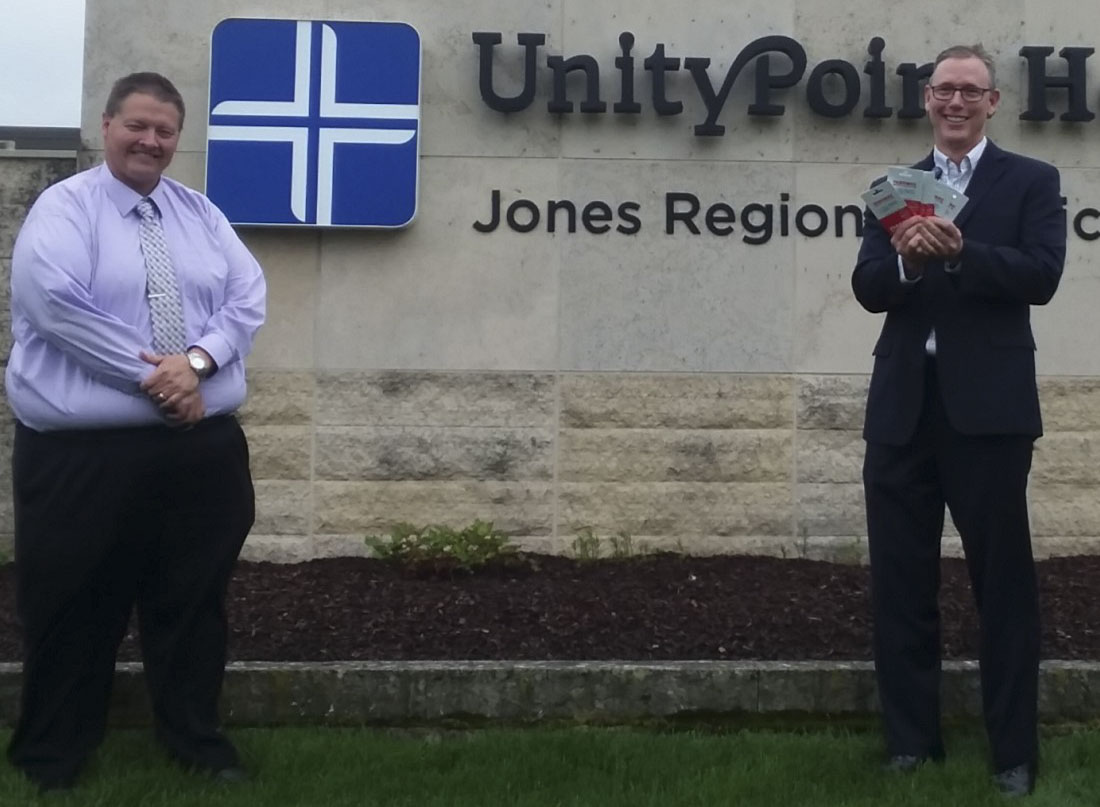 UnityPoint - Jones Regional Medical Center