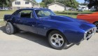 This 1967 Pontiac Firebird is owned by Jim Bickford of Monticello.