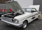 This 1964 Ford Fairlane is owned by Rick and Deb Kerper of Cascade. They are the owners of Kerps Service Center in Monticello and Cascade.