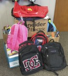 The Express is just one of several sites throughout the county taking donations for the Jones County School Supply Drive. The Jones County Family Council is still taking donations (supplies and money) until Monday, Aug. 10.