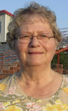 """""""I am voting 'yes' because we need new facilities. I attended school in that building; I graduated in 1961. Technology has changed and the building can't."""" (Phyllis Tapken)"""