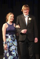 Sophie Hodge and Gavin Holub